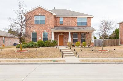 Rockwall Single Family Home For Sale: 3805 Laurel Crossing Drive