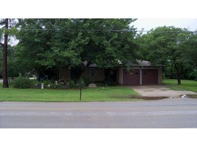 Keller Single Family Home Active Option Contract: 212 S Elm Street