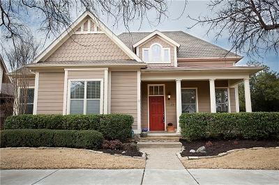 North Richland Hills Single Family Home Active Option Contract: 8625 Summer Tree Lane