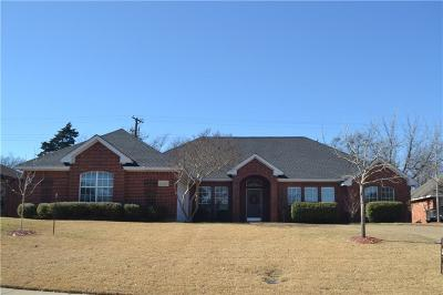 Cedar Hill Single Family Home For Sale: 1128 Madlynne Drive