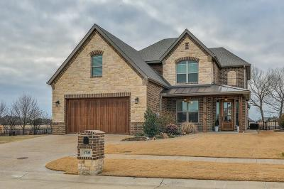 Ennis Single Family Home For Sale: 1709 Carnoustie Drive