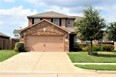 Royse City Single Family Home For Sale: 3304 Taylor Drive