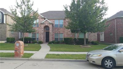 Frisco Single Family Home For Sale: 11375 Cedar Springs Drive
