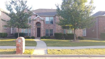 Frisco Single Family Home For Sale: 11403 Gatesville Drive