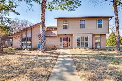 Southlake Single Family Home Active Option Contract: 3200 Peninsula Drive