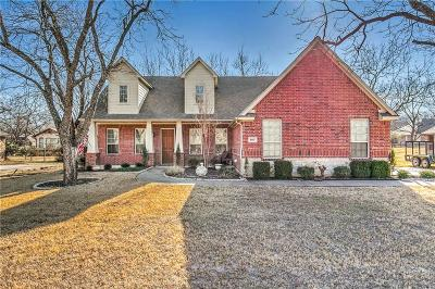 Granbury Single Family Home For Sale: 8917 Monticello Drive