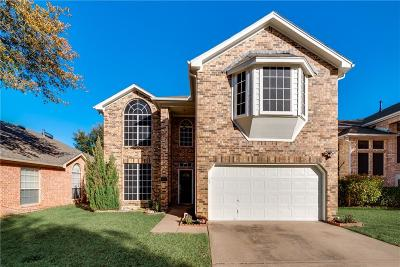 Flower Mound Single Family Home For Sale: 2128 Newport Drive