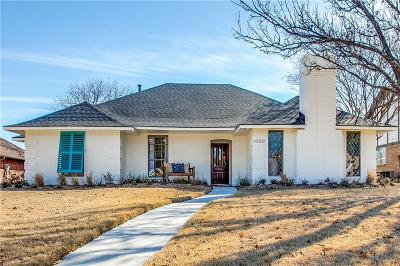 Mesquite Single Family Home Active Contingent: 1000 Gageway Drive