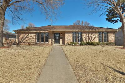 Farmers Branch Single Family Home For Sale: 2717 Leta Mae Circle