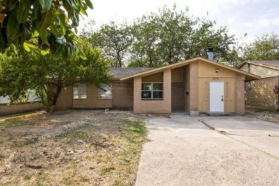 Duncanville Residential Lease For Lease: 519 Falling Leaves Drive