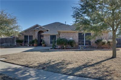Rockwall Single Family Home For Sale: 2100 Gleaner Drive