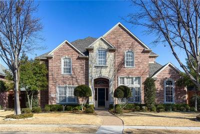 Plano Single Family Home For Sale: 5709 Arrow Point Drive
