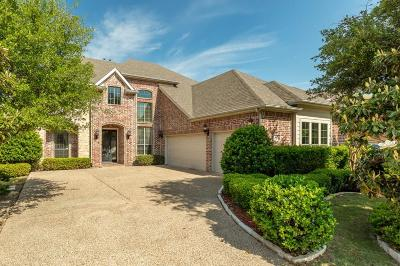 Frisco Single Family Home For Sale: 4697 Glen Heather Drive