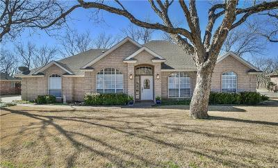 Granbury Single Family Home For Sale: 8707 Ravenswood Road