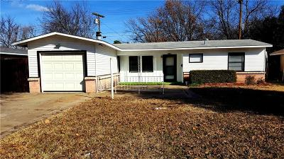 Duncanville Single Family Home Active Option Contract: 306 Walnut Street