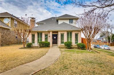 Carrollton Single Family Home For Sale: 2251 Dallas Drive