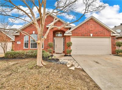 Frisco Single Family Home For Sale: 5930 Dustin Trail