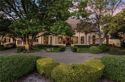 Dallas Single Family Home For Sale: 5115 Ursula Lane