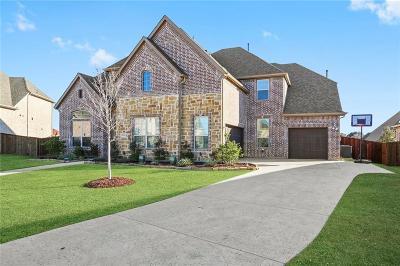 Flower Mound Single Family Home For Sale: 3609 Fletcher Court