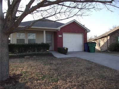 Mckinney Single Family Home Active Option Contract: 404 Tenison Lane