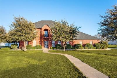 Haslet Single Family Home For Sale: 2223 Fm 156 S