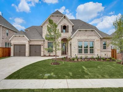 Celina Single Family Home For Sale: 1605 Snapdragon