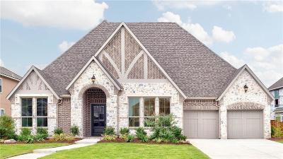 Prosper Single Family Home For Sale: 821 Ivy Glen Court