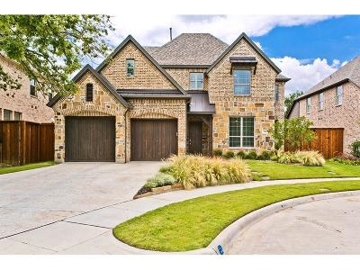 Coppell Single Family Home For Sale: 119 Whispering Hills Court