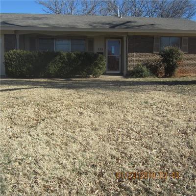 Abilene Single Family Home For Sale: 533 S San Jose Drive