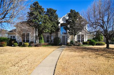 Southlake, Westlake, Trophy Club Single Family Home Active Contingent: 608 Indian Paintbrush Way