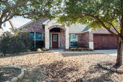 Denton Single Family Home For Sale: 4113 Cadena Road