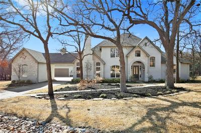 Flower Mound Single Family Home For Sale: 4905 River Bend Court