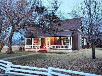 Mineral Wells Single Family Home For Sale: 1601 SE 25th Avenue