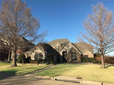 Highland Village Single Family Home For Sale: 902 Summertrail Court