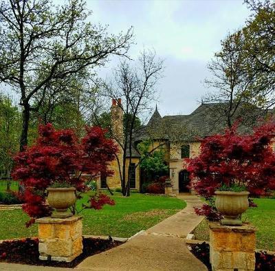 Flower Mound Single Family Home For Sale: 8701 Baltusrol Drive