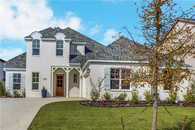 Aledo Single Family Home For Sale: 215 Bluestem Lane