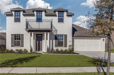 Aledo Single Family Home For Sale: 723 Rosewood Place