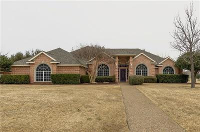 Haslet Single Family Home For Sale: 200 Ashmore Place
