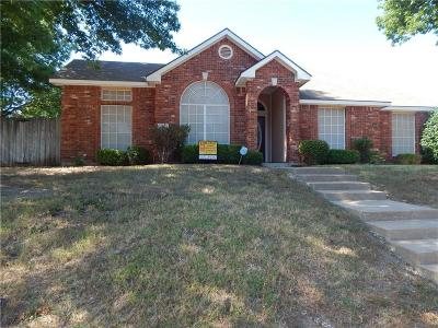 Duncanville Residential Lease For Lease: 431 Morning Dove Drive