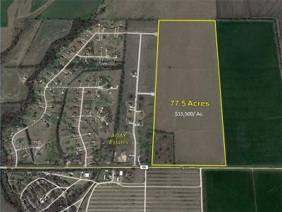 Waxahachie Residential Lots & Land For Sale: 2498 Fm 66