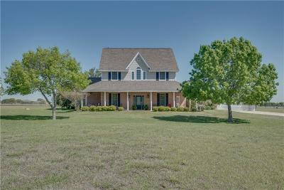 Rhome TX Single Family Home Active Option Contract: $445,000