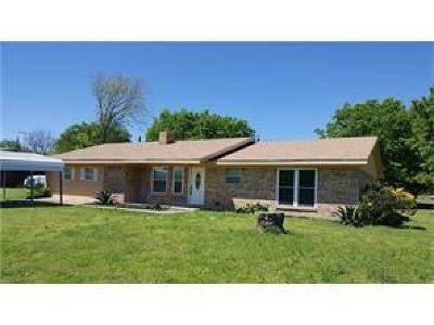 Mexia Single Family Home For Sale: 721 Meadow Lane