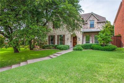 Single Family Home For Sale: 6827 Coronado Avenue