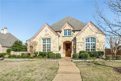 Allen Single Family Home Active Option Contract: 2344 Timberlake Circle