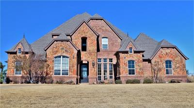 Fort Worth TX Single Family Home For Sale: $675,000
