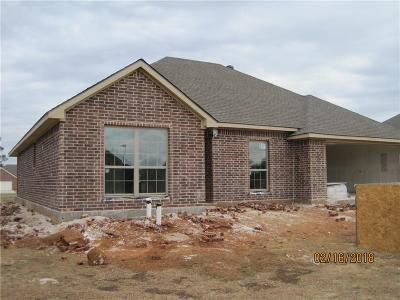 Whitesboro Single Family Home Active Option Contract: 114 Prarie Grass Drive