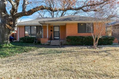 Dallas Single Family Home For Sale: 11710 Sahara Way