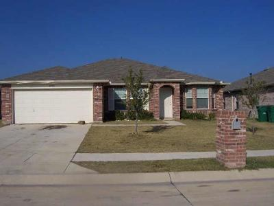 Forney Single Family Home Active Option Contract: 2106 Chisolm Trail
