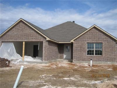 Whitesboro Single Family Home For Sale: 112 Prarie Grass Drive