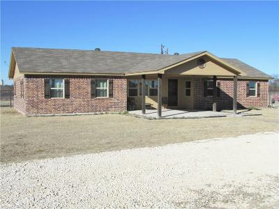 Stephenville Single Family Home Active Option Contract: 640 Ogan Road